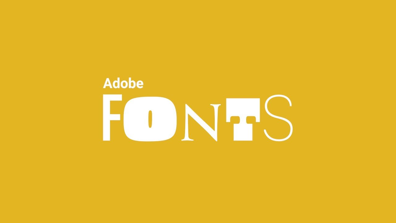 (2019) How to Use ADOBE FONTS in Premiere Pro & After Effects