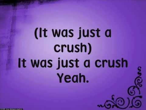 Crush - Selena Gomez. Lyrics