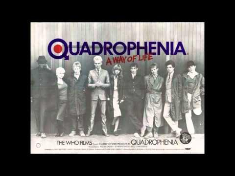 The Who Quadrophenia sound track