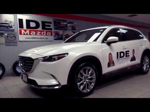 All-New 2016 Mazda CX-9 Informational Video | Ide Mazda - YouTube