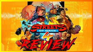 Streets of Rage 4 Review - The Definitive Modern Beat 'Em Up