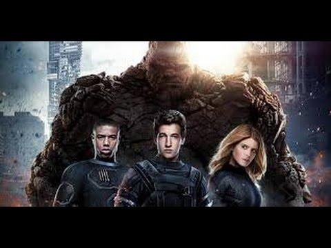 Fantastic Four Movie 2015 Miles Teller, Kate Mara, Michael B  Jordan Free Movies Youtube