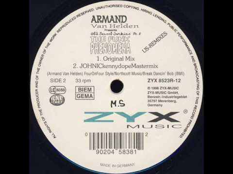 Armand Van Helden - The Funk Phenomena (1996)