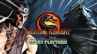 NIGHTWOLF IS SICK IN THIS GAME: NightWolf - Mortal Kombat 9 / Видео