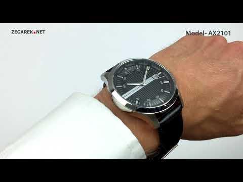 Armani Exchange Fashion AX2101 - Zegarek.net
