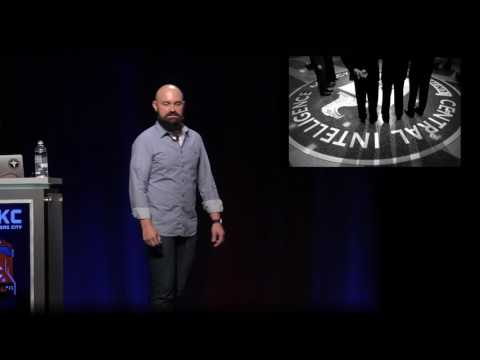 RailsConf 2016 - Day 1 Closing Keynote: Skunk Works by Nickolas Means