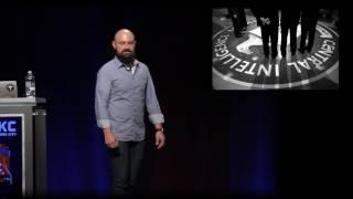 RailsConf 2016 - Day 1 Closing Keynote: Skunk Works by Nickolas Means Video