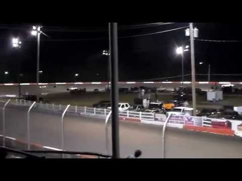 Beatrice Speedway A feature 7/10/15