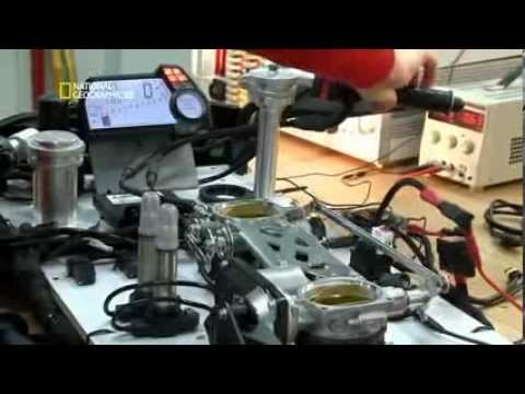 Megafactories - Ducati Multistrada