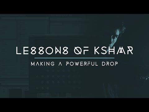 Lessons of KSHMR: Making a Powerful Drop