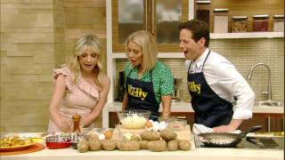 Sarah Michelle Gellar's Pancake Muffin and Nest Egg Recipes