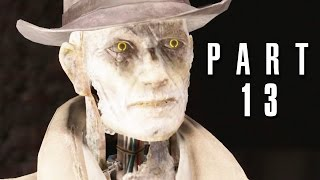 Fallout 4 Walkthrough Gameplay Part 13 - Dangerous Minds (PS4)