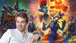 (Hearthstone) Khadgar Mage Takes On Tokens