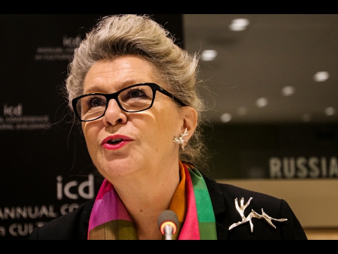 A Discussion with Katalin Bogyay (Permanent Representative of Hungary to the UN)