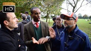 P1 - Slave? Wife? Concubine? Make up your mind! Hashim Vs Christian | Speakers Corner | Hyde Park