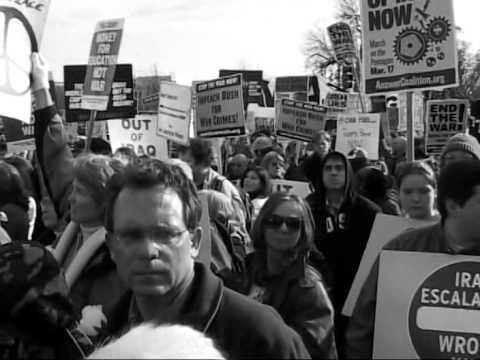 The Anti-War Protest Movement: Raw (4) 1/27/2007