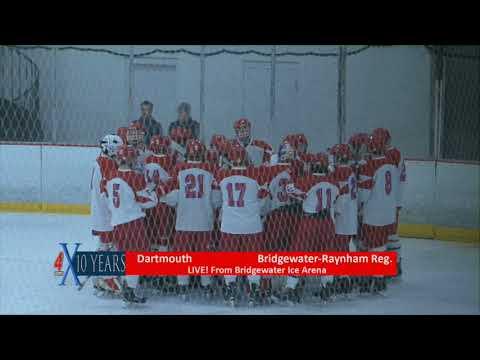 Dartmouth vs Bridgewater Raynham Hockey