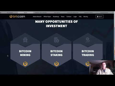 Bitcoiin 2Gen ICO - 11th Mineable Coin in History