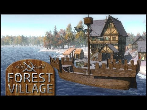 Erfolgreiche Expedition - Life is Feudal: Forest Village #46 [Gameplay German Deutsch] [Let's Play]