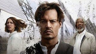 Transcendence Official Trailer #1 2014   Johnny Depp Sci Fi Movie HD