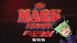 A satirical recap of WWE Raw 10/12/15. LittleKuriboh comments on ma...