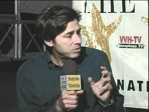 "Roger Weisberg director ""No Tomorrow"" Hamptons  Film Festival on VVH-TV"