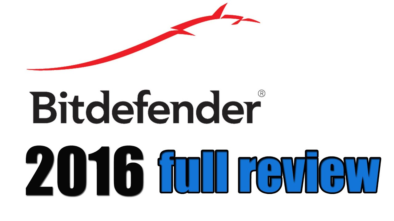 Bitdefender Total Security 2016 review - YouTube