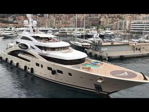 Luxury yachts in Monaco - ACE mega yacht