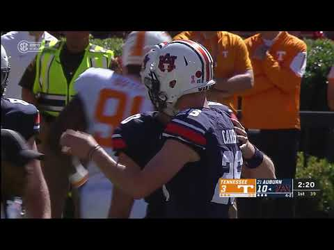 Auburn Sports - Auburn vs. Tennessee | Recap