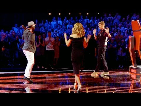 The coaches get their groove on - Exclusive episode 6 preview - The Voice UK 2014 - BBC One