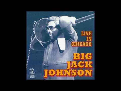 BIG JACK JOHNSON (Lambert, Mississippi, U.S.A) -Night Train (instr.)