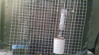 Бактерицидная УФ лампа своими руками (Germicidal UV lamp to do yourself)(Бактерицидную УФ лампу можно сделать из обычной ртутной газоразрядной лампы ДРЛ 250. При помощи такой УФ..., 2014-04-03T05:18:59.000Z)
