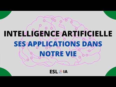 Applications de l'IA dans plusieurs domaines [ESL IA]
