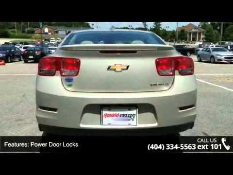 2015 Chevrolet Malibu 4dr Sedan LT w/1LT - Rick Hendrick ...