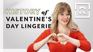 Origins Of Valentine's Day Lingerie | History Of | Racked