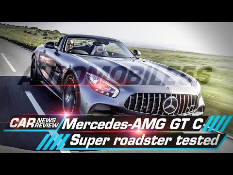 Mercedes-AMG GT C car review: super roadster tested | Automobile 5s