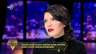 Hülya Avşar - Eski Evliliği Konusunda Çarpıcı Açıklamalarda Bulundu (1.Sezon 13.Bölüm)