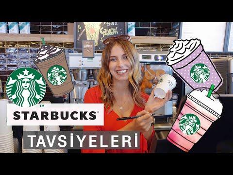 STARBUCKS'A İLK DEFA GİDECEKLERE ÖNERİLER!!