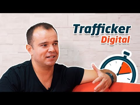 Trafficker Digital: ¿Profesión del futuro?  Roberto Gamboa
