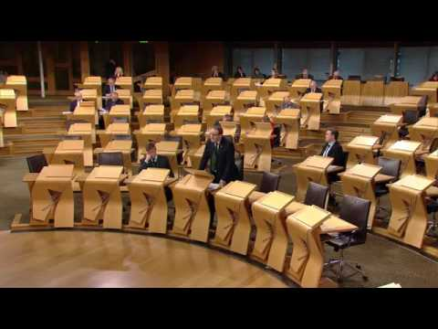 Support for Scotland's Renewables - Scottish Parliament: 6th December 2016