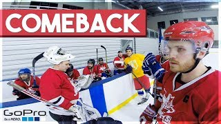 GoPro Hockey   OUR BEST COMEBACK EVER?!