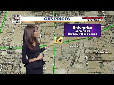 Cheapest gas prices in Las Vegas for June 26 2017