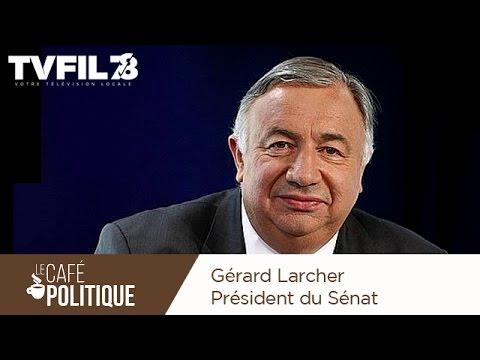 Le Café Politique n°17 – Gérard Larcher, président du Sénat