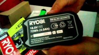Урааа!...Пришел шуруповерт RYOBI RCD 1802(В этом видеоролике : Нужно обязательно снимать видео или фото для оспаривания, если вас обманули и преслали..., 2014-08-25T13:35:42.000Z)