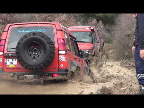 Land Rover Discovery  2 TD5     BÜYÜK BURSA BULUŞMASI (1)
