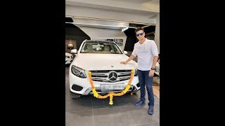 Taking Delivery of My New Car - 2018 Mercedes Benz GLC