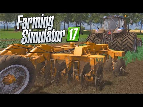 O PREPARO DO SOLO | Farming Simulator 17 | Granja Guará - Episódio 3 thumbnail