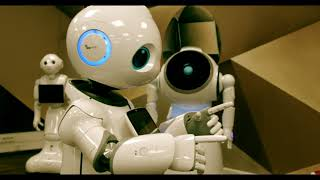 Latest New Humanoid Robot - Oliver | By Dada Motion