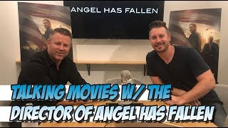 Talking Movies Too Much With Ric Roman Waugh (Director of Angel Has Fallen)