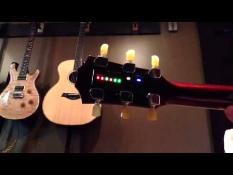 TronicalTune Demo on Taylor T5